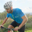 TEE MC FIT CYCLISTE HOMME
