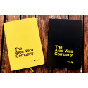 THE ALOE VERA COMPANY NOTEPAD