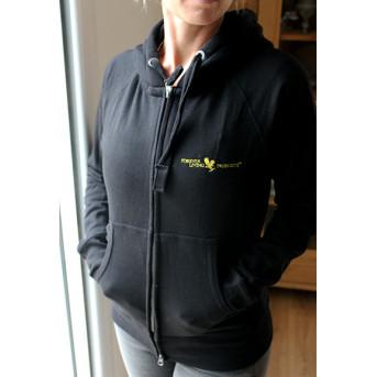"Women's Hooded Vest ""The Aloe Vera Company"""