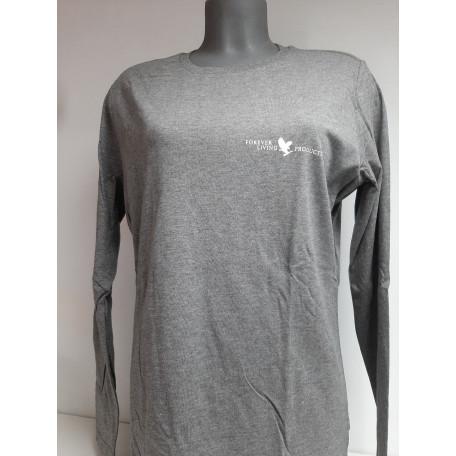 Womens long sleeve tee shirt FLP with eagle