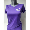 TEE SHIRT FIT FEMALE V neck
